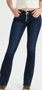 Kick Boot Stretch Jeans